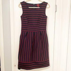 NWOT Merona Striped Sleeveless Dress